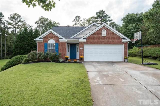 104 Thornton Green Place, Holly Springs, NC 27540 (#2345572) :: Marti Hampton Team brokered by eXp Realty