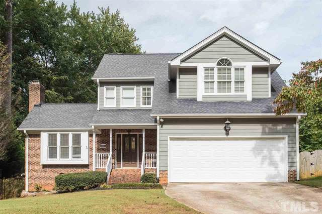 105 Greenhaven Lane, Cary, NC 27518 (#2345575) :: Rachel Kendall Team