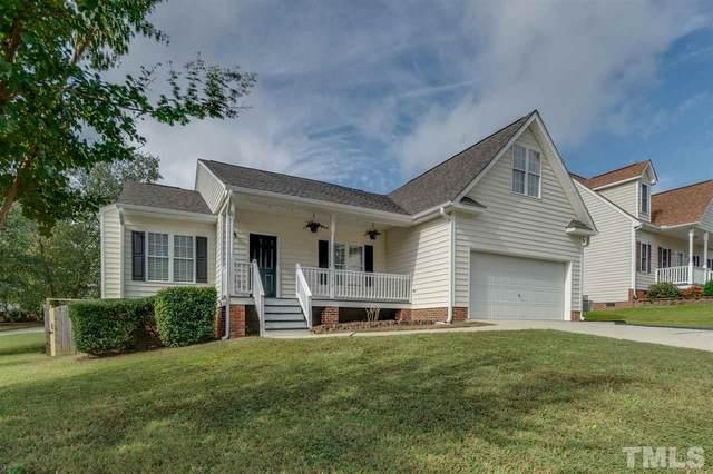 106 Chapel View Lane, Apex, NC 27502 (#2345580) :: Classic Carolina Realty