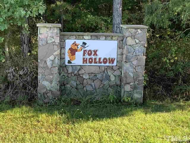 TBD Fox Crossing Drive, Roxboro, NC 27574 (#2345585) :: Bright Ideas Realty