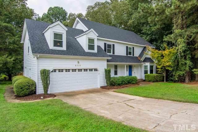 8305 Blue Heron Way, Raleigh, NC 27615 (#2345599) :: Triangle Top Choice Realty, LLC