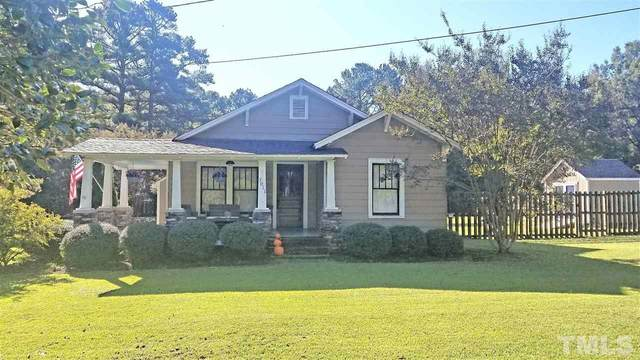 1011 Summerville Mamers Road, Lillington, NC 27546 (#2345600) :: Sara Kate Homes