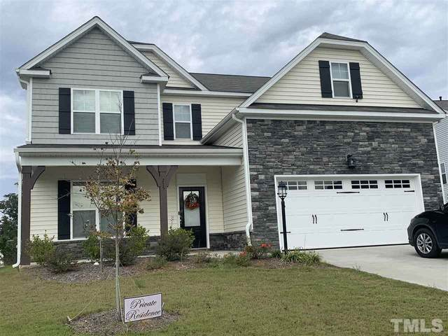 215 Rothes Court, Clayton, NC 27527 (#2345603) :: Marti Hampton Team brokered by eXp Realty