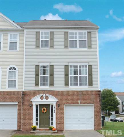 529 Ruby Walk Drive, Morrisville, NC 27560 (#2345639) :: Classic Carolina Realty