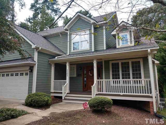 1105 Grappenhall Drive, Apex, NC 27502 (#2345640) :: Classic Carolina Realty