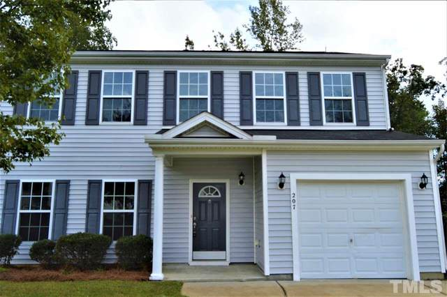207 Willow Ridge Drive, Sanford, NC 27330 (#2345647) :: Triangle Just Listed
