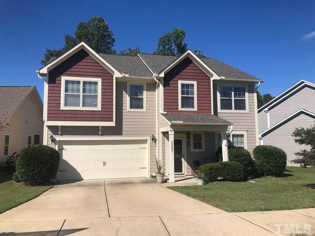 2907 Lake James Drive, Fuquay Varina, NC 27526 (#2345715) :: Team Ruby Henderson