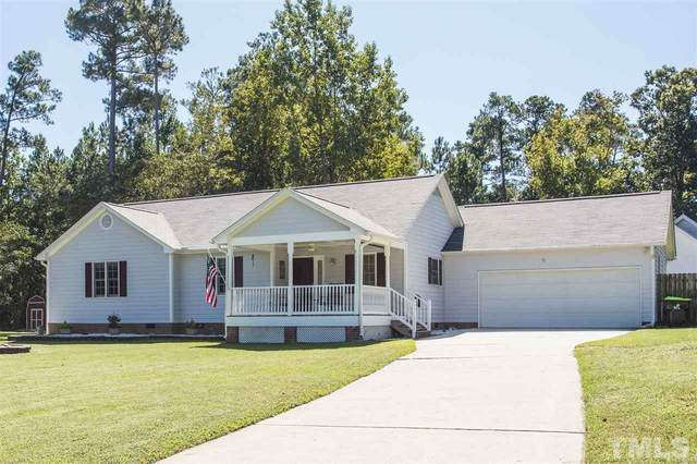 718 E Keri Drive, Garner, NC 27529 (#2345719) :: Realty World Signature Properties