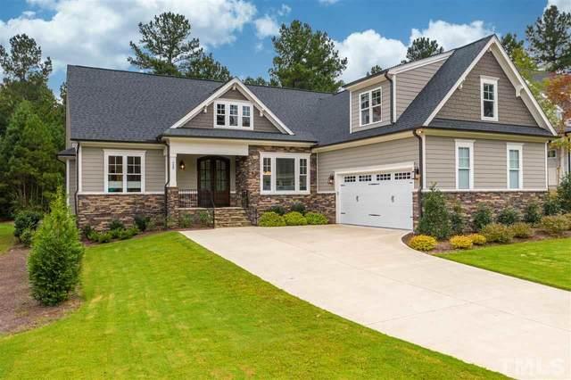 730 Cabin Creek, Pittsboro, NC 27312 (#2345726) :: Masha Halpern Boutique Real Estate Group