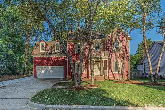 5257 Covington Bend Drive, Raleigh, NC 27613 (#2345727) :: Marti Hampton Team brokered by eXp Realty