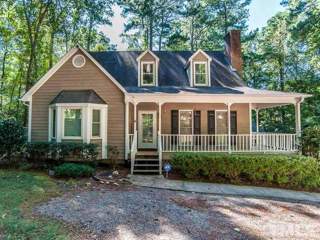 115 Fawn Drive, Wake Forest, NC 27587 (#2345737) :: Realty World Signature Properties