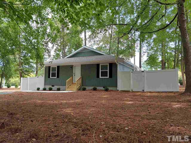101 Northwood Drive, Chapel Hill, NC 27516 (#2345745) :: Realty World Signature Properties