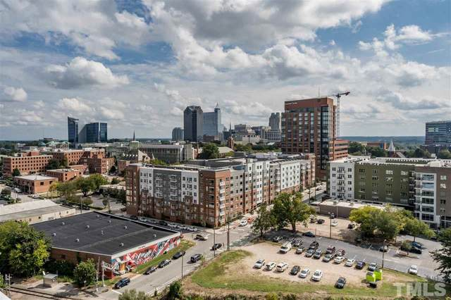400 W North Street #1506, Raleigh, NC 27603 (#2345809) :: Bright Ideas Realty