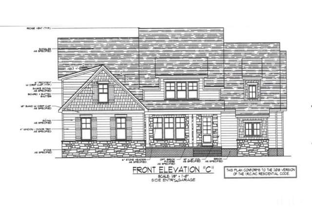 128 High Ridge Lane, Pittsboro, NC 27312 (#2345827) :: Masha Halpern Boutique Real Estate Group