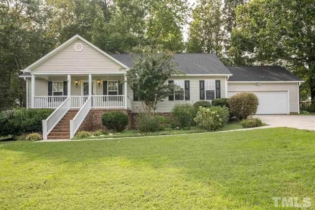 406 Tylerstone Drive, Fuquay Varina, NC 27526 (#2345831) :: Dogwood Properties