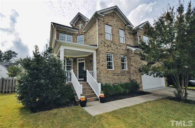 1316 Lagerfeld Way, Wake Forest, NC 27587 (#2345878) :: Bright Ideas Realty