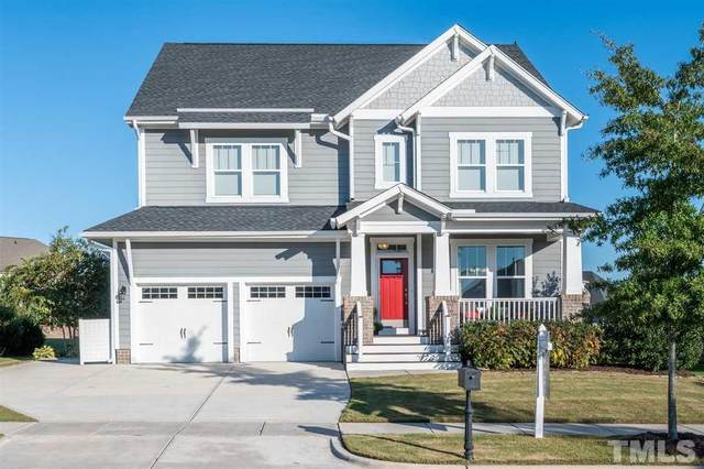 108 Climbing Tree Trail, Holly Springs, NC 27540 (#2345882) :: Marti Hampton Team brokered by eXp Realty
