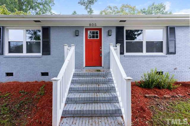 805 Delbridge Street, Garner, NC 27529 (#2345889) :: RE/MAX Real Estate Service