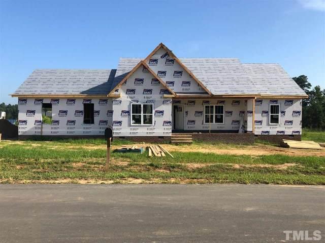 20 Pine Haven Way Lot 10, Princeton, NC 27569 (#2345900) :: Rachel Kendall Team