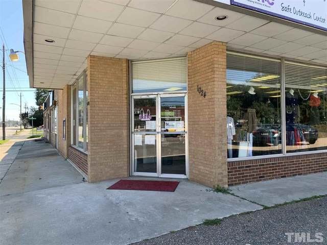 1024 S Main Street, Lillington, NC 27546 (#2345902) :: Bright Ideas Realty