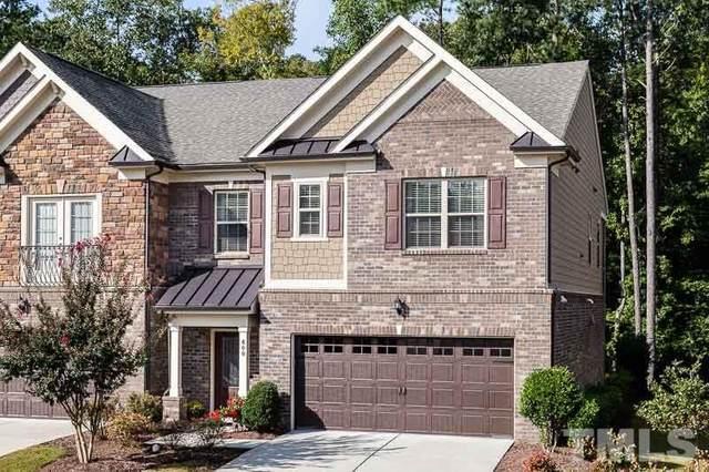 600 Fumagalli Drive, Cary, NC 27519 (#2345916) :: RE/MAX Real Estate Service