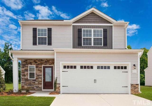 135 Legacy Drive, Youngsville, NC 27596 (#2345940) :: Bright Ideas Realty