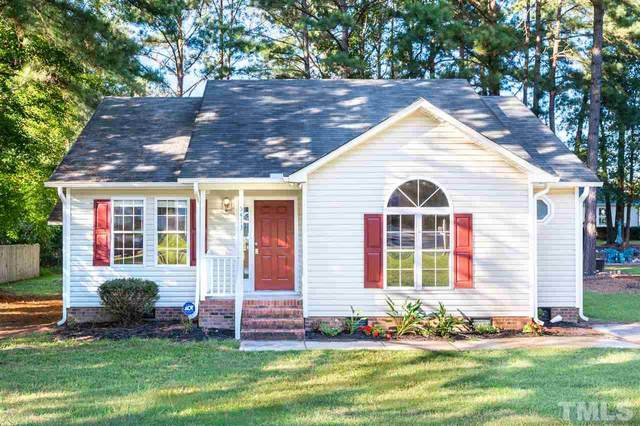 5413 Swordsman Court, Knightdale, NC 27545 (#2345986) :: Bright Ideas Realty