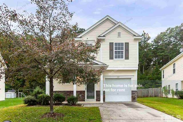 207 Lodestone Drive, Durham, NC 27703 (#2345993) :: Real Estate By Design