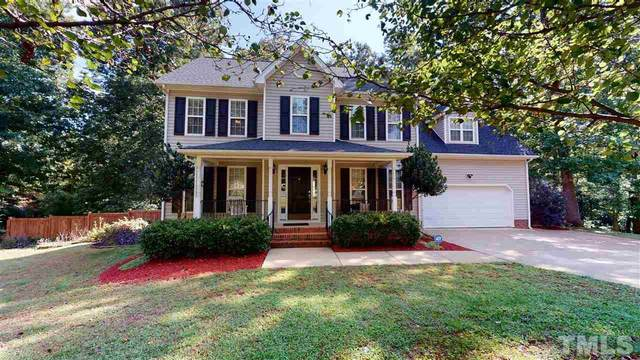 1268 Magnolia Hill Road, Garner, NC 27529 (#2346083) :: Real Estate By Design
