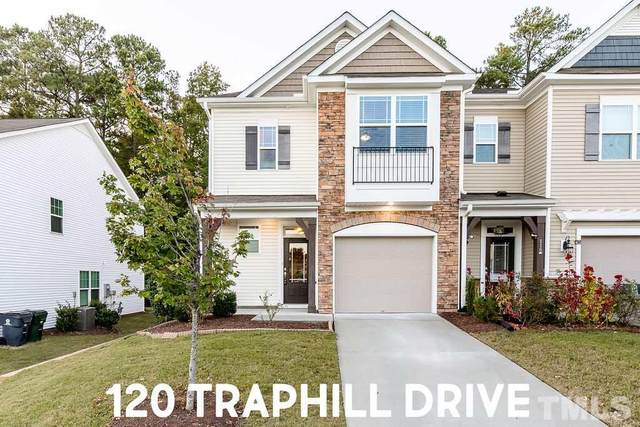 120 Traphill Drive, Morrisville, NC 27560 (#2346154) :: Realty World Signature Properties