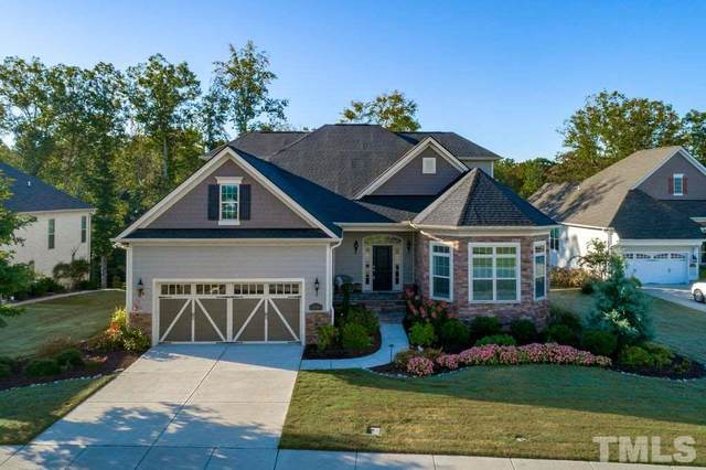 2649 Beckwith Road, Apex, NC 27523 (#2346162) :: Realty World Signature Properties