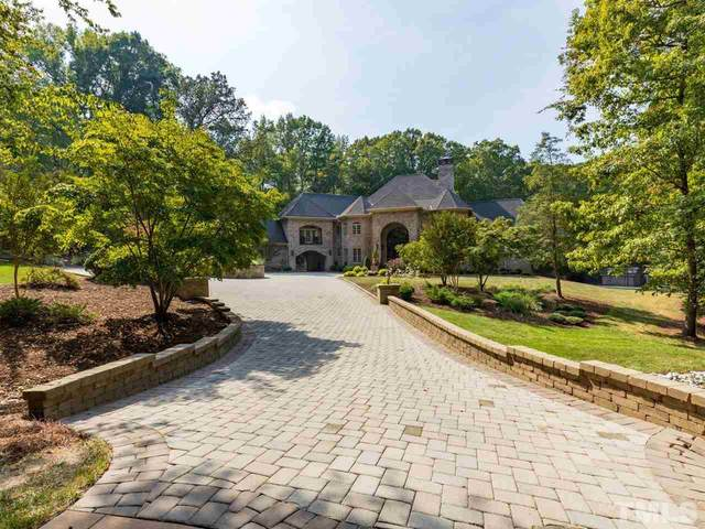 6205 Rocky Creek Way, Wake Forest, NC 27587 (#2346207) :: Realty World Signature Properties