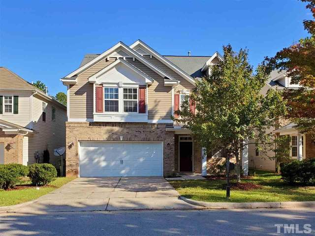 3998 Jockey Club Circle S, Cary, NC 27519 (#2346229) :: Classic Carolina Realty