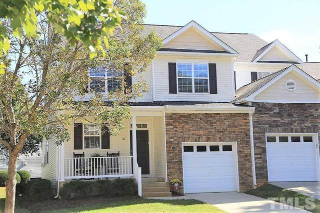 112 Jamison Woods Lane, Apex, NC 27539 (#2346246) :: Bright Ideas Realty
