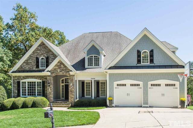 7306 Meadow Cove Lane, Raleigh, NC 27612 (#2346254) :: Rachel Kendall Team
