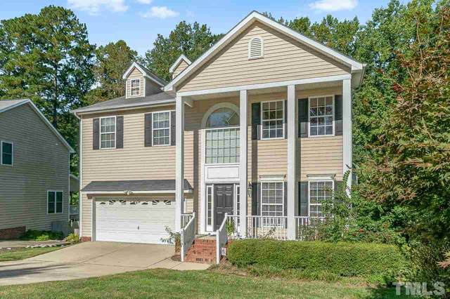2118 Frissell Avenue, Apex, NC 27502 (#2346262) :: Marti Hampton Team brokered by eXp Realty