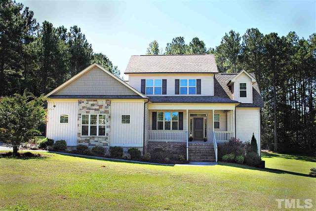 85 Cole Creek Way, Franklinton, NC 27525 (#2346266) :: Realty World Signature Properties