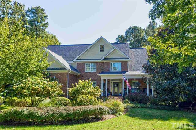 4912 Trotter Drive, Raleigh, NC 27603 (#2346299) :: Realty World Signature Properties