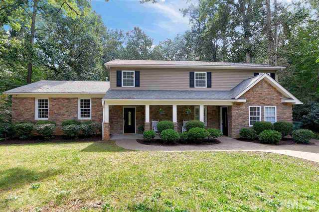 1015 Manchester Drive, Cary, NC 27511 (#2346308) :: Bright Ideas Realty