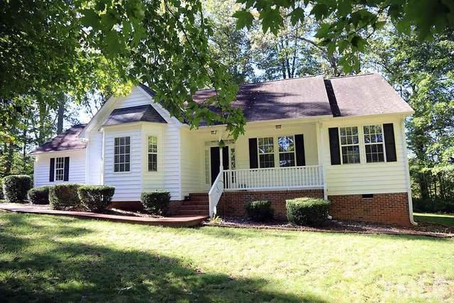 355 Shannon Road, Timberlake, NC 27583 (#2346310) :: Realty World Signature Properties