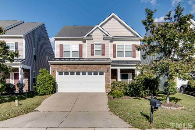 223 Mainline Station Drive, Morrisville, NC 27560 (#2346311) :: Bright Ideas Realty