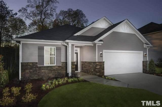 445 Summer Ranch Drive, Fuquay Varina, NC 27526 (#2346356) :: Real Estate By Design
