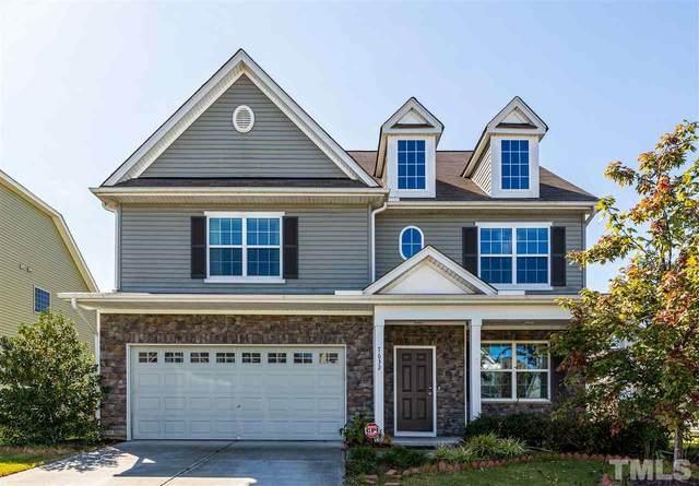 7632 Birchmoor Way, Raleigh, NC 27616 (#2346362) :: Dogwood Properties