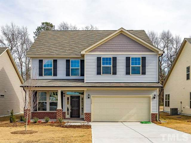 5012 Silver Spruce Way #00.0407, Zebulon, NC 27597 (#2346375) :: The Rodney Carroll Team with Hometowne Realty
