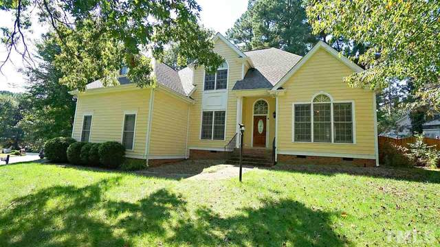 4441 Blueberry Woods Lane, Cary, NC 27518 (#2346400) :: Realty World Signature Properties