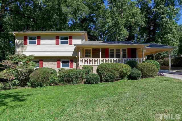 211 Twin Oaks Drive, Durham, NC 27712 (#2346406) :: Spotlight Realty