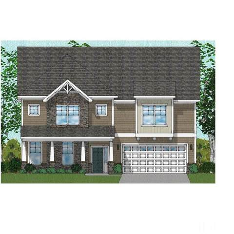 2945 Thurman Dairy Loop Lot 28, Wake Forest, NC 27587 (#2346409) :: M&J Realty Group
