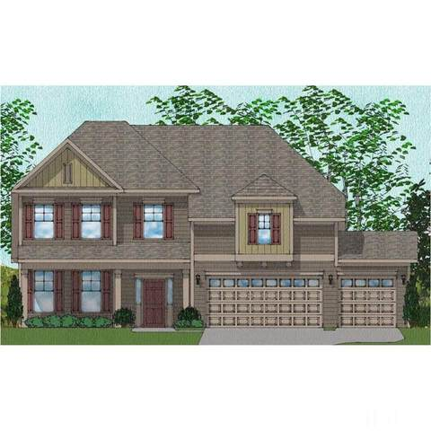 2941 Thurman Dairy Loop Lot 29, Wake Forest, NC 27587 (#2346415) :: M&J Realty Group