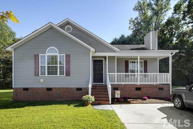 166 Muirfield Ridge Drive, Garner, NC 27529 (#2346434) :: Rachel Kendall Team