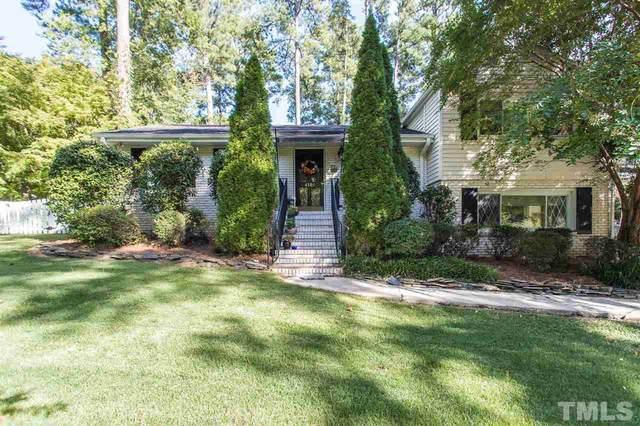 4108 Yadkin Drive, Raleigh, NC 27609 (#2346458) :: Realty World Signature Properties